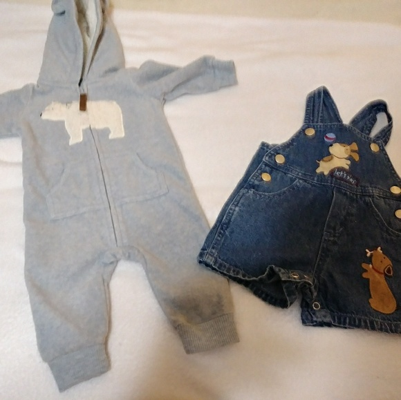 Carter's Other - Very cute 2pc bundle 3 month Carter's baby clothes